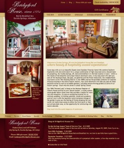 Bridgeford House Bed Breakfast New Web Site