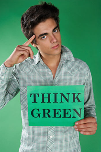 InsideOut clients are thinking green!