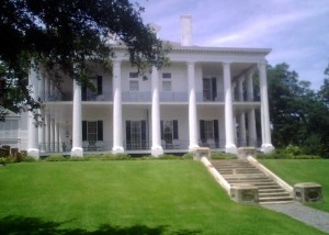 Dunleith Inn, a historic Natchez Bed and Breakfast